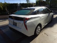 Picture of 2017 Toyota Prius Three, exterior, gallery_worthy