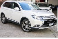 Picture of 2017 Mitsubishi Outlander SE AWD, exterior, gallery_worthy