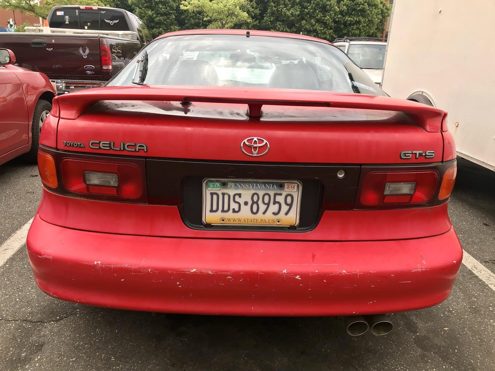 Kelebihan Toyota Celica 1992 Review