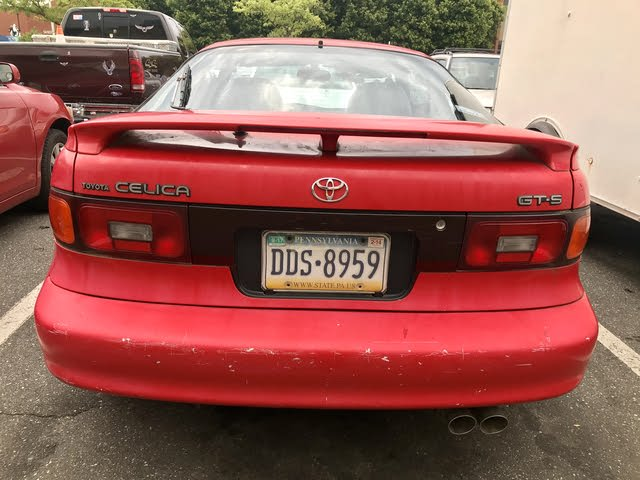 Picture of 1992 Toyota Celica GT-S Hatchback FWD