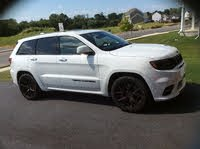 Picture of 2018 Jeep Grand Cherokee SRT 4WD, exterior, gallery_worthy