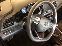 Picture of 2019 Hyundai Elantra Sport Sedan FWD, interior, gallery_worthy