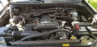Picture of 2006 Toyota Sequoia Limited, engine, gallery_worthy