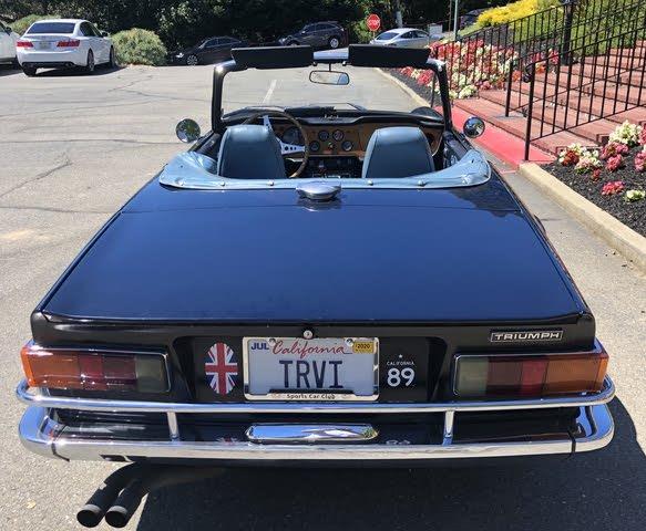 Picture of 1971 Triumph TR6