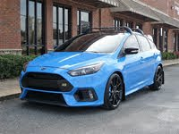 Foto de un 2018 Ford Focus RS Hatchback, exterior, gallery_worthy