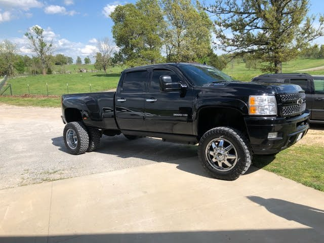 Picture of 2012 Chevrolet Silverado 3500HD Chassis LT Crew Cab 4WD, exterior, gallery_worthy