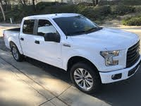 Picture of 2017 Ford F-150 XL SuperCrew, exterior, gallery_worthy