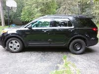 2013 Ford Explorer Picture Gallery