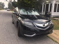 Picture of 2017 Acura RDX FWD with Technology Package, exterior, gallery_worthy