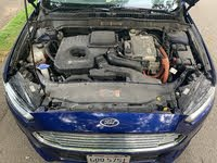 Picture of 2014 Ford Fusion Hybrid SE FWD, engine, gallery_worthy