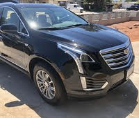 Picture of 2018 Cadillac XT5 Luxury FWD, exterior, gallery_worthy