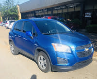 Picture of 2016 Chevrolet Trax LS FWD, exterior, gallery_worthy