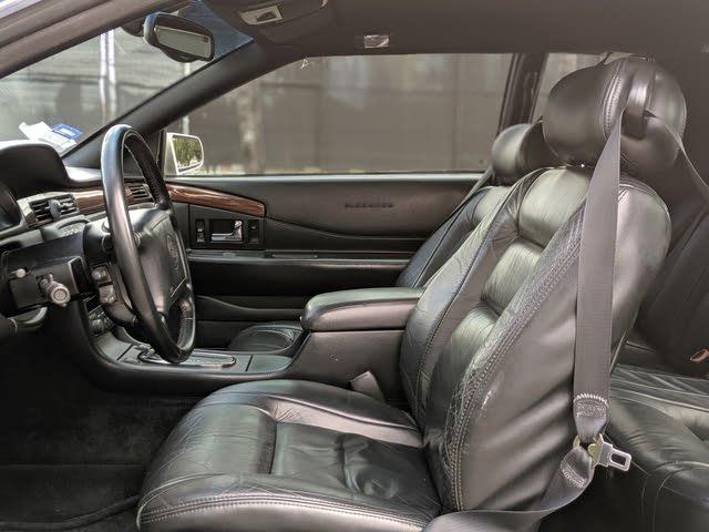 1999 Cadillac Eldorado Interior Pictures Cargurus