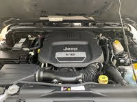 Picture of 2016 Jeep Wrangler Unlimited Sahara 4WD, engine, gallery_worthy