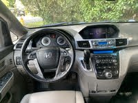 Picture of 2013 Honda Odyssey Touring Elite FWD, interior, gallery_worthy