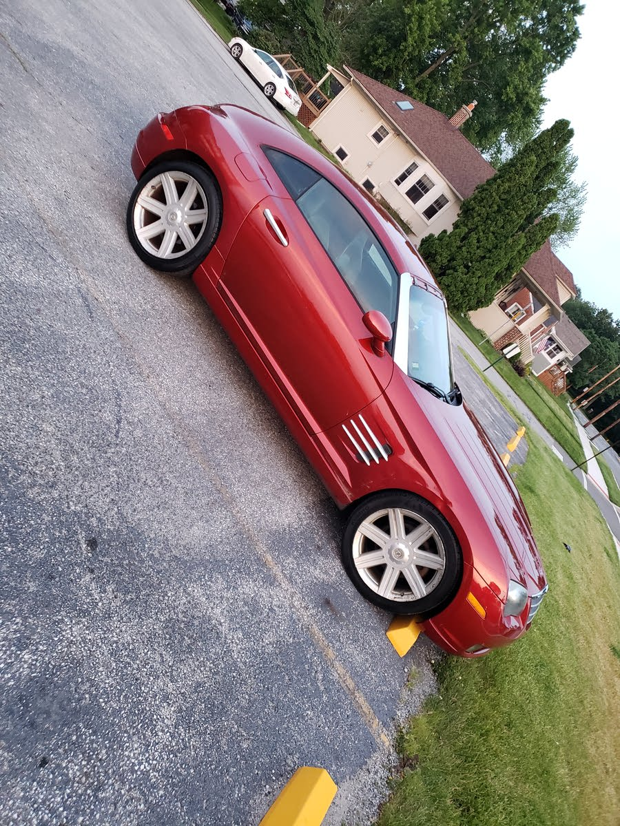 Chrysler Crossfire Questions - 2005 crossfire limp mode