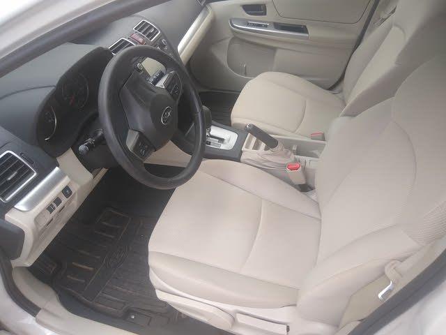 Picture of 2016 Subaru Impreza 2.0i Hatchback, interior, gallery_worthy
