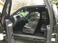 Picture of 2009 Ford F-250 Super Duty FX4 SuperCab 4WD, interior, gallery_worthy