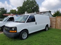 Picture of 2014 Chevrolet Express Cargo 1500 RWD, exterior, gallery_worthy