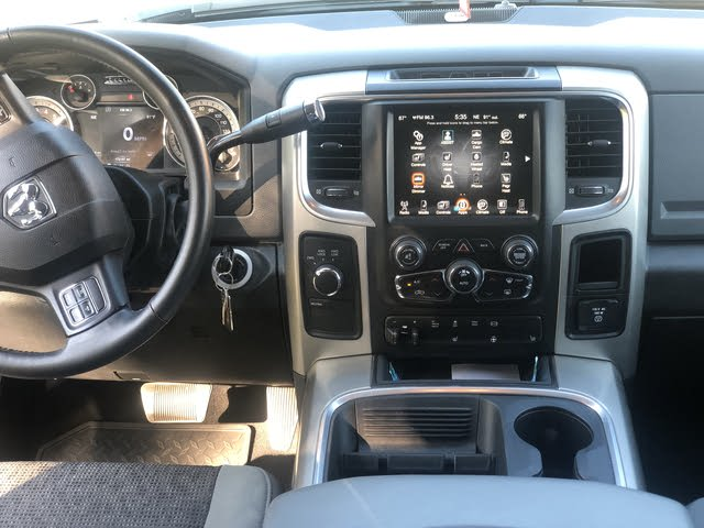 Picture of 2017 Ram 3500 Big Horn Mega Cab DRW 4WD, interior, gallery_worthy