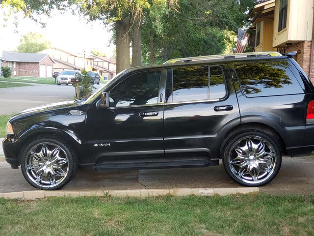 Picture of 2003 Lincoln Aviator Premium AWD, exterior, gallery_worthy