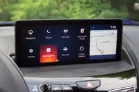 2020 Acura RDX, Infotainment screen of the 2020 Acura Integra., interior, gallery_worthy