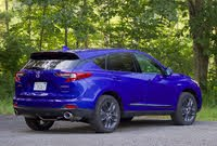 Rear 3/4 profile of the 2020 Acura RDX., exterior, gallery_worthy