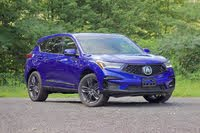 Front profile of the 2020 Acura RDX., gallery_worthy