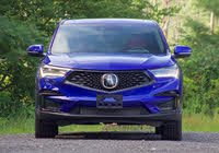 Front profile of the 2020 Acura RDX., exterior, gallery_worthy