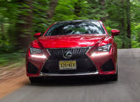 2019 Lexus RC F, Driving, gallery_worthy