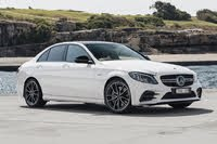 2019 Mercedes-Benz C-Class C 300 RWD, MERCEDES C300 $350 INCLUSING TAX, exterior, gallery_worthy