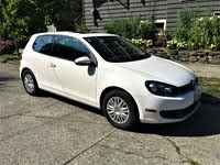 Picture of 2011 Volkswagen Golf 2.5L 2dr, exterior, gallery_worthy