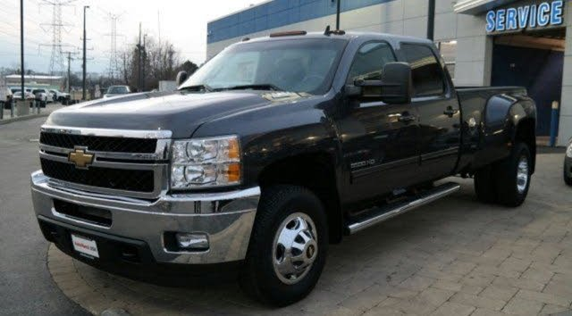 Picture of 2011 Chevrolet Silverado 3500HD Chassis LT Crew Cab 4WD