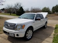 Foto de un 2012 Ford F-150 Platinum SuperCrew, exterior, gallery_worthy