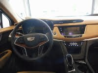 Picture of 2017 Cadillac XT5 Platinum AWD, interior, gallery_worthy