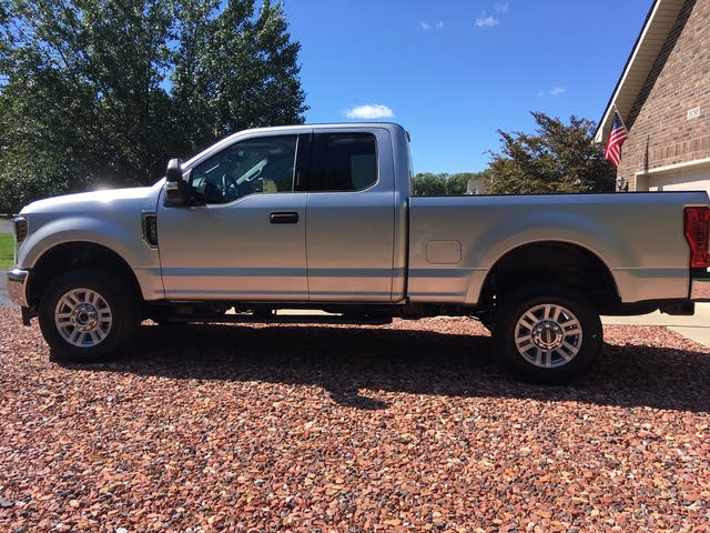 Picture of 2019 Ford F-250 Super Duty XLT SuperCab 4WD