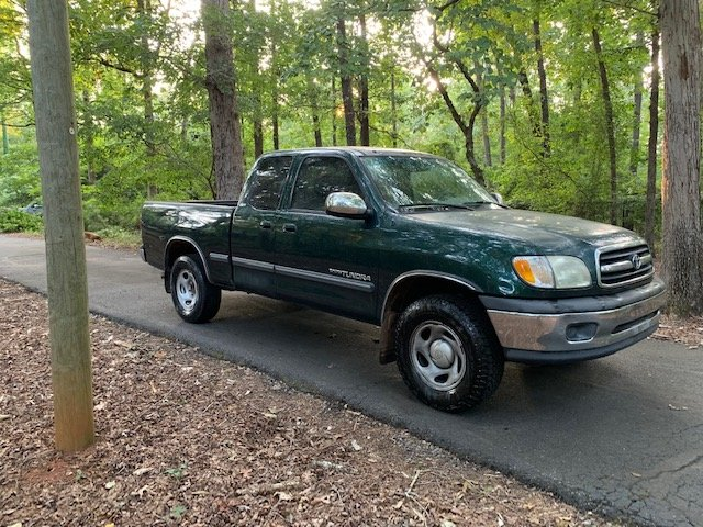 Picture of 2002 Toyota Tundra 4 Dr SR5 V6 4WD Extended Cab SB, exterior, gallery_worthy