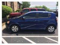 Foto de un 2013 Chevrolet Sonic LS Hatchback FWD, exterior, gallery_worthy