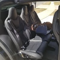 Picture of 2016 Tesla Model X 60D AWD, interior, gallery_worthy