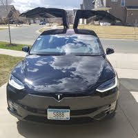 Picture of 2016 Tesla Model X 60D AWD, exterior, gallery_worthy
