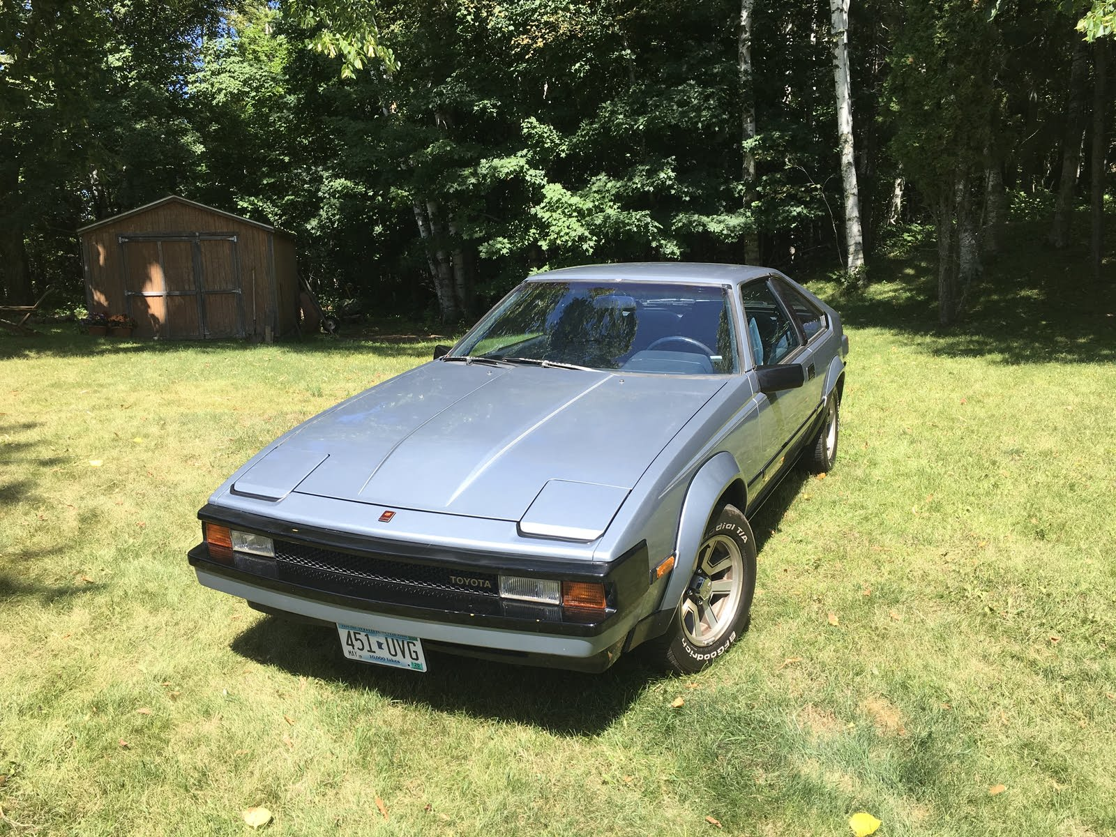 Toyota Supra Questions - What is the retail value of a 1982