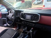 Picture of 2016 Toyota Tacoma Access Cab I4 SR5 4WD, interior, gallery_worthy
