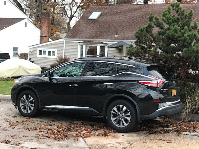 Picture of 2017 Nissan Murano SV AWD, exterior, gallery_worthy