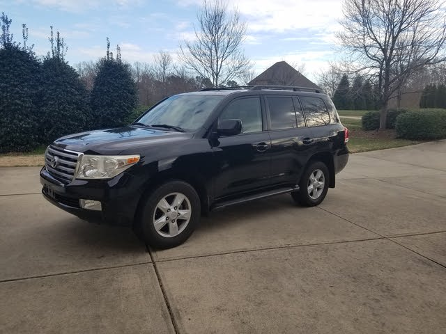 Picture of 2009 Toyota Land Cruiser AWD, exterior, gallery_worthy