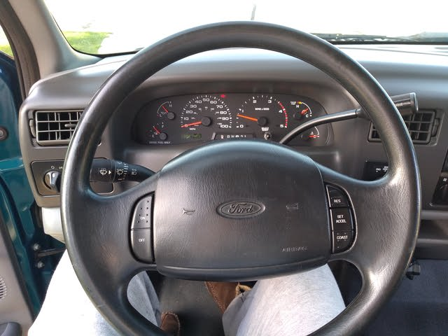 Picture of 2002 Ford F-250 Super Duty XL 4WD Extended Cab SB, interior, gallery_worthy