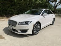 Picture of 2018 Lincoln MKZ Reserve FWD, exterior, gallery_worthy