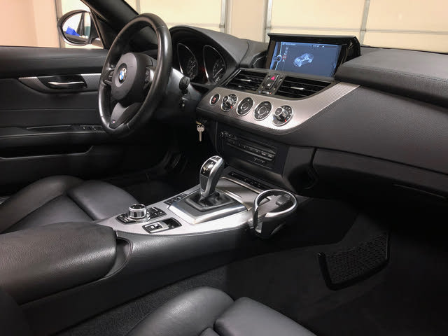 Bmw z4 2019 interior