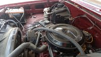 Picture of 1981 Chevrolet C/K 10 RWD, engine, gallery_worthy