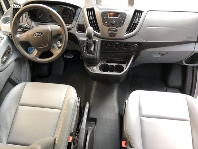 Download 2020 Ford Transit Van Interior