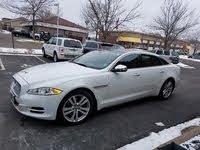 2013 Jaguar XJ-Series Picture Gallery